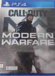 Título do anúncio: Call of Duty Modern Warfare (MW) PS4