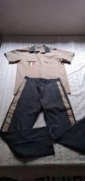 uniformes diário CMPM