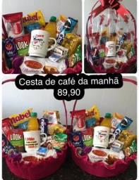 Título do anúncio: Lindas cestas para presentear
