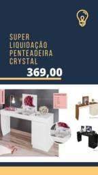 LIQUIDA LIQUIDAÇÃO PENTEADEIRA PENTEADEIRA CRISTAL 369