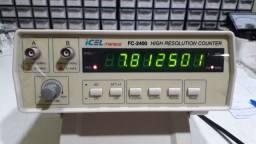 vendo frequencimetro 2.4g perfeito com manual sem cabo