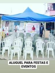 ALUGUEL DE TENDA 3X3 ARTICULADA. ZAP 98333.6166. 70,00
