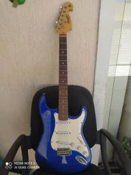 Guitarra Memphis MG 32 MB Azul Escuro - TAGIMA