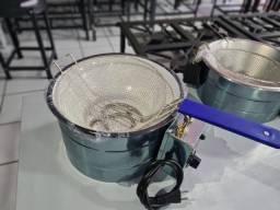 Fritadeira elétrica 3,5 litros - Entrega grátis