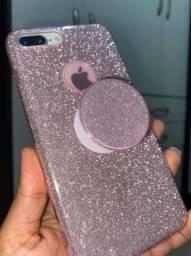 Capa de celular iPhone 8