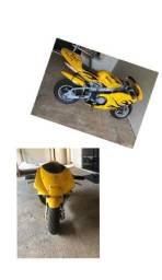 Moto Infantil a gasolina 3T