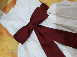 Título do anúncio: Vestido infantil de festa luxo