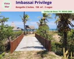 Imbassai Privillege, o melhor da natureza: bangalôs 2 e 3 suítes, Total Infraestrutura