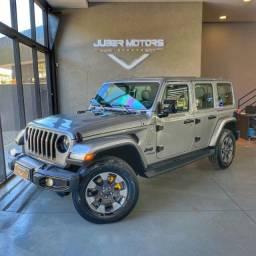 Título do anúncio: Jeep Wrangler 2.0 Turbo Unlimited Overland Sahara 19/20