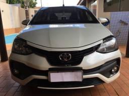 Toyota Etios Sedan Platinum