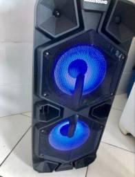 Caixa Maxxi Sound ThunderBox 1000w
