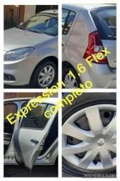 Título do anúncio: Renault sandero expression 1.6 2013 Flex completo