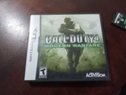 Título do anúncio: Call Of Dutty 4 - Modern Warfare Nintendo Ds