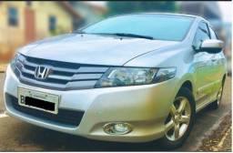 Honda City 2010 Manual procedência e revisado placa B