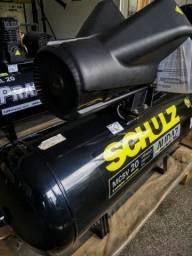 Compressor De Ar Schulz Audaz MCSV 20 5CV - Trifásico