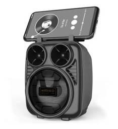 Caixa De Som Bluetooth 5.0 Potente Baterial De Longa Duração