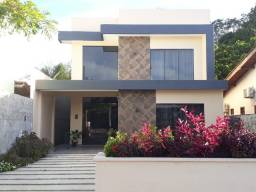 Título: Casa Nova/Moderna com 3 dormitórios no condomínio Portal do Sol na JK