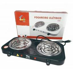 Título do anúncio: Fogão elétrico NOVO, não precisa de gás. cozinha tudo, 2000w. Entrega GRÁTIS*