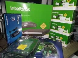 Câmeras de segurança Intelbras (Produtos são originais)