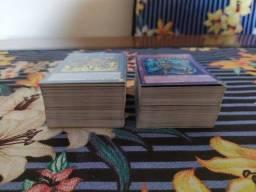 Lote 210 Cartas Yu-Gi-Oh!