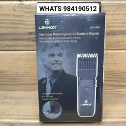 Título do anúncio: Maquina De Barbear E Aparar Cabelos Sem Fio Inova BAB-661<br>