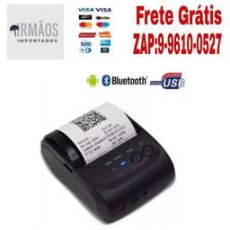 Mini Impressora Térmica Bluetooth 58 Mm