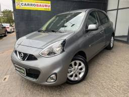 Nissan March SV 2015 1.0 Completo