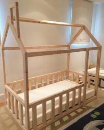 Cama Casinha,ideal para sua criança