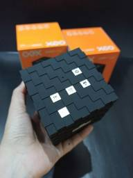 Caixa De Som Cubo R$120,00