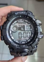 Título do anúncio: Relógio Masculino Esportivo Digital Synoke 9006<br>