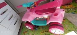 Título do anúncio: Carro super Squad crianças
