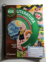 Livro Lato Sensu - Literatura - 1 ano do Ensino Médio