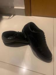 Sapato social semi novo usado 3 vezes