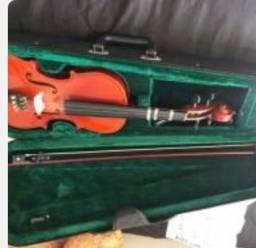 Título do anúncio: violino michael 3/4