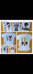 "Título do anúncio: Blusas T-shirts ""diversos modelos"""