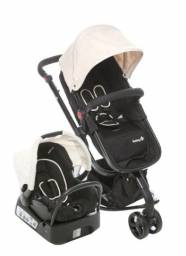 Carrinho de bebê Safety 1st Mobi (Carrinho+Moisés+Bebê Conforto+base)