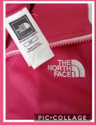 Blusa frio North Face Rosa<br>Original comprada no Canadá <br>