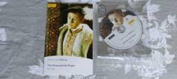 Livro The Prince and the pauper com CD