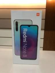 Redmi NOTE 8 64GB+4GB RAM 1,200 lacrado (dourados)