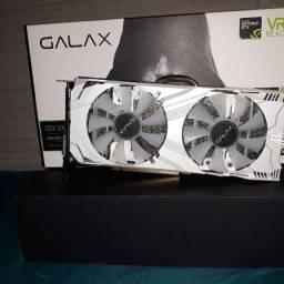 GTX 1060 6GB Galax Exoc White