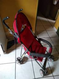 Vendo Carrinho de bebê de passeio