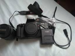 Vendo câmera canon rebel eos t6