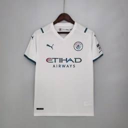 Camisas de Futebol Nova Temporada - Manchester City, PSG, Inter de Milão, Real Madrid