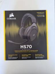 Título do anúncio: Headset Gamer Corsair HS70 Wireless