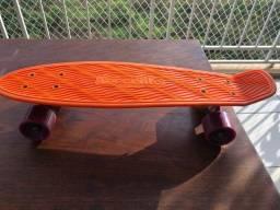 Skate freeride mini laranja
