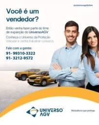 Título do anúncio: Venha trabalhar conosco Seja Consultor Vendas Universo AGV Belém