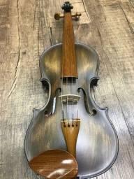 Violino 4/4 Rolim premium Brasil Serie limitada Araucaria Vintage Fosco Ccb
