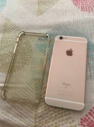 iPhone 6s Rose 64gb R$1200