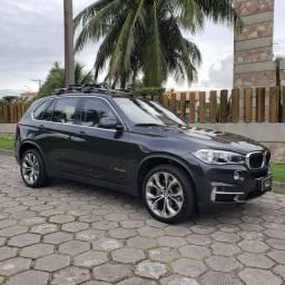 BMW X5 X-DRIVE 30D Único Dono BLINDADA