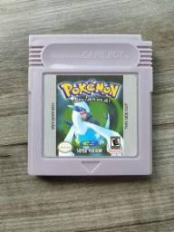 Pokemon Silver GBC RÉPLICA